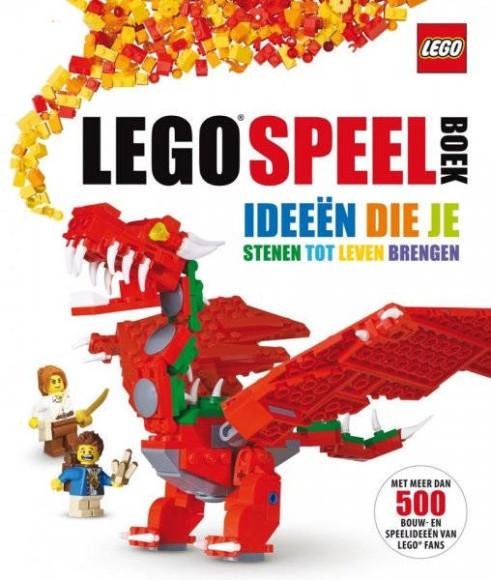 Lego Speelboek Moon Publishers Nederlands