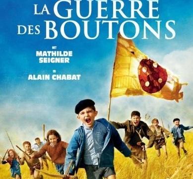 La Guerre Des Boutons uitgelicht beeld