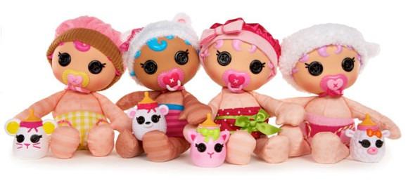 Lalaloopsy Babies compleet