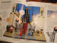 Lego Boerk voorbeeld Kasteel zaal