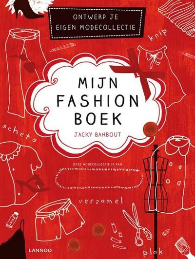 Mijn Fashion Boek - cover