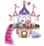 My Little pony bruiloft kasteel