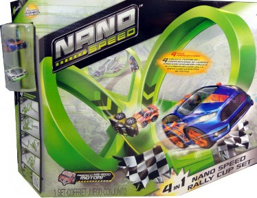 Nano Speed Rally Cup 4in1
