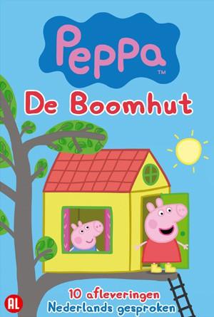 Peppa-Boomhut