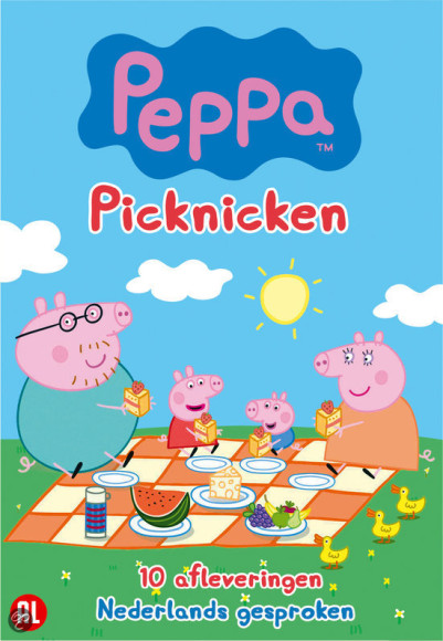 Peppa dvd