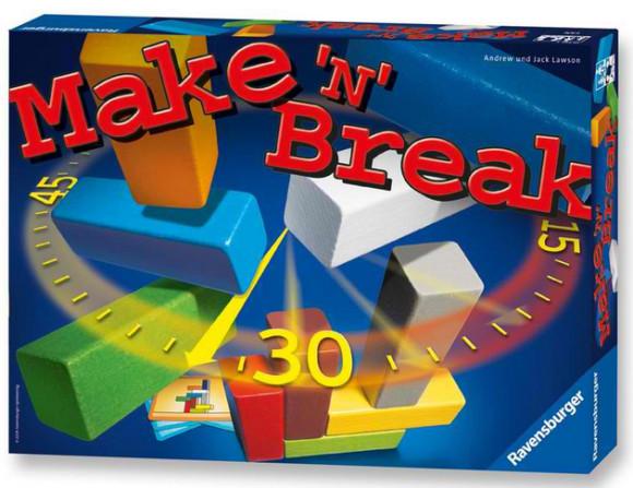 Ravensburg gezelschapsspel Make n break