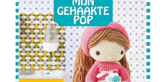 Haak Zelf Een Pop Met Kleertjes Met Het Boek Mijn Gehaakte Pop