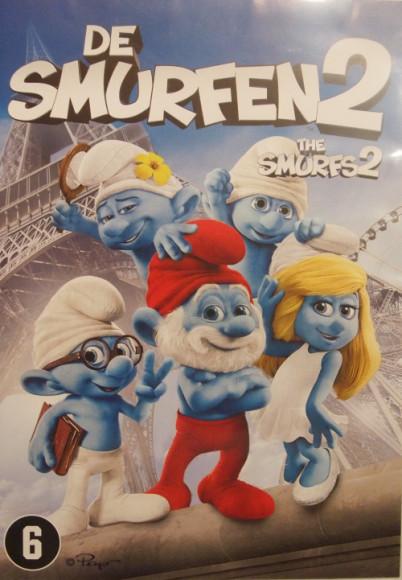 Smurfen 2 op video