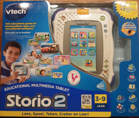 Vtech Storio2 Educational Multimedia Tablet