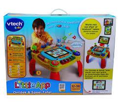 Vtech speeltafel voor Kids (kleuters, peuters0 met apps van uw iPad of Android Tablet