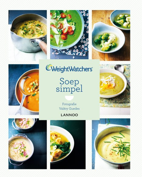 Weight Watchers Soep simpel Cover