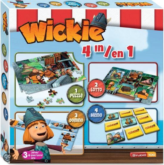 Wickie spellendoos
