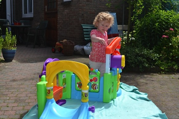 activiteiten tuin little tikes