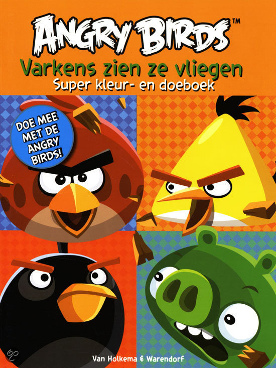 angry birds spel