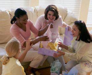babyshower kraamfeest feest