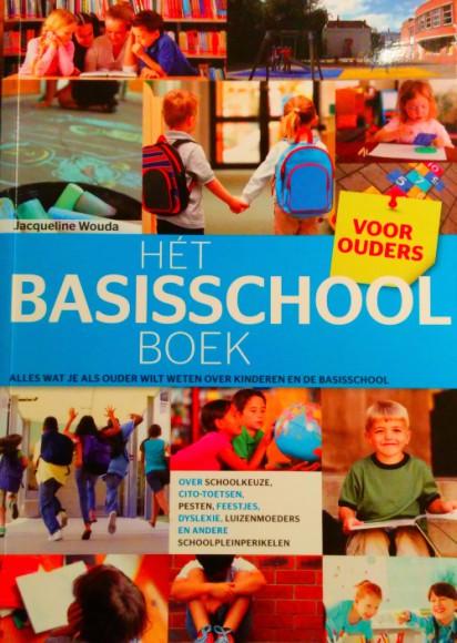 Het basisschool boek over alles op de basisscholen
