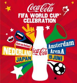 Coca Cola wk 2010