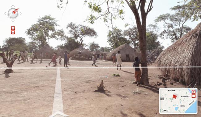 Streetview Soedan Cordaid