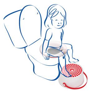 dot pot wc-verkleiner