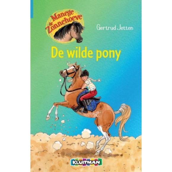 de wilde pony cover