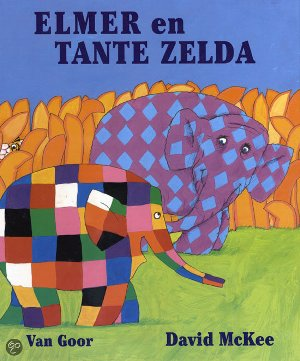 Elmer en tante Zelda