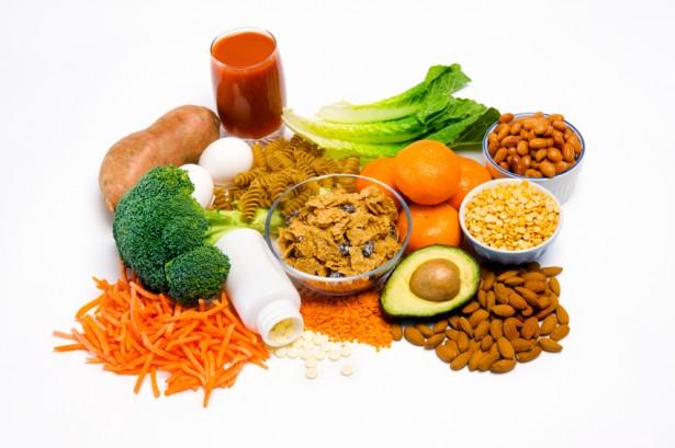 foliumzuur-voedsel
