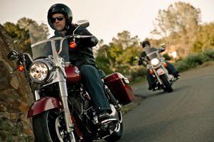 harley-davidson motor rijden vaderdag