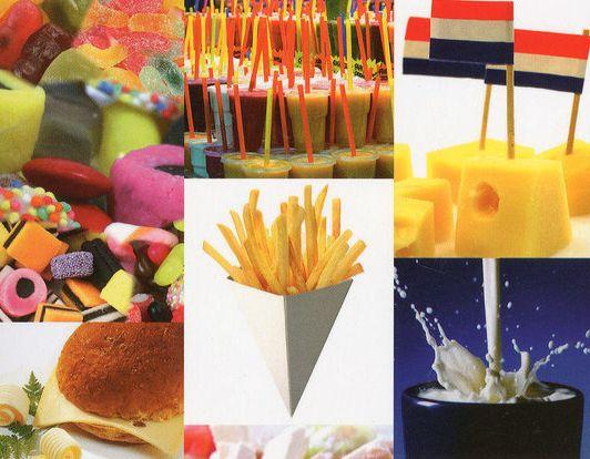 het effect van voeding op de gezondheid van je kind uitgelicht beeld