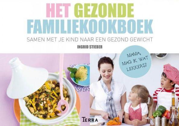 het gezonde familiekookboek uitgelicht beeld