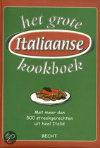 Het grote Italiaanse kookboek