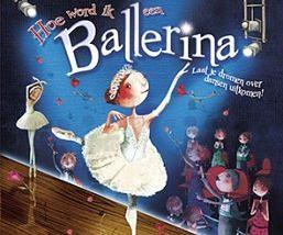 hoe word ik een ballerina inzoom