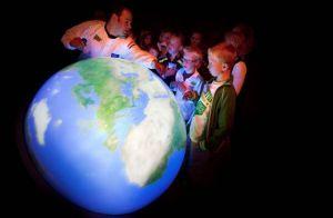 interactieve aarde nemo