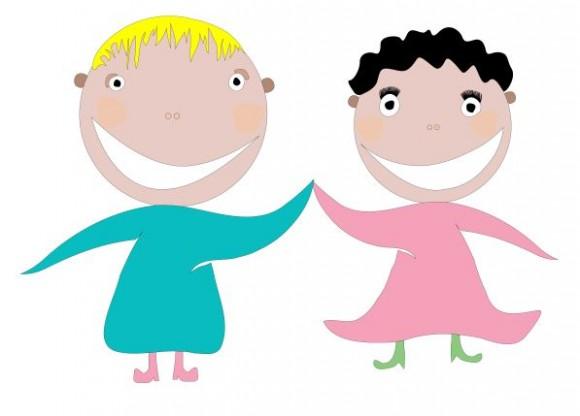 Zij kan al trotsemoeders magazine voor moeders door moeders - Twee meisjes en een jongen ...