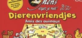 Jumbo mens-er-je-niet voor peuters: dierenvriendjes