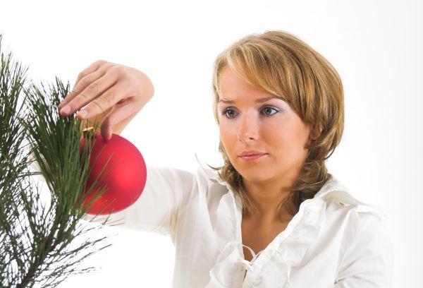 kerst kerstboom versieren moeder