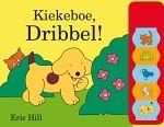 Kiekeboe, Dribbel! Cover.indd