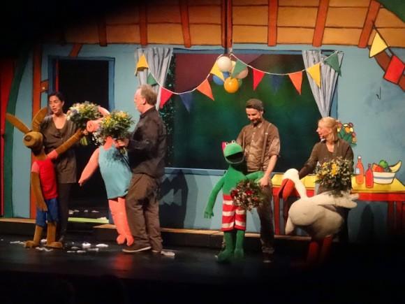 kikker-eind-show