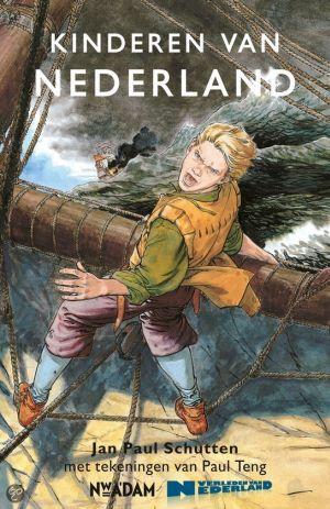 geschiedenisboek Kinderen van Nederland