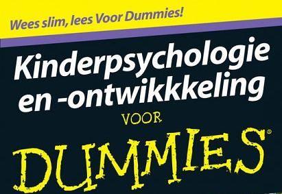 kinderpsychologie en ontwikkeling voor dummies