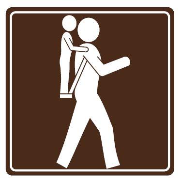 logo piggyback rider