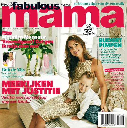 mama glossy tijdschrift