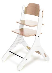 Meegroei Kinderstoel Wit.Kinderstoel Hout Wit Hout Met Hart Ster Kruis Of Gebogen Leuning