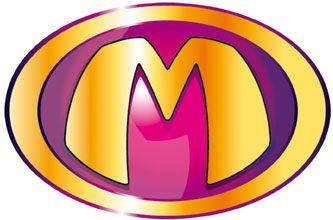 mega mindy logo