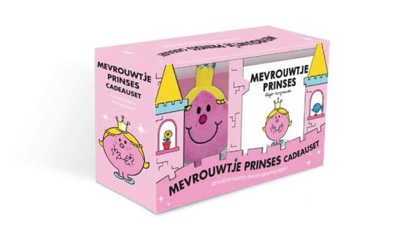 mevrouwtje prinses cadeauset