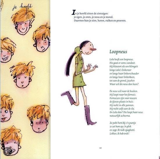 Voorbeeld pagina Mijn Lijfboek