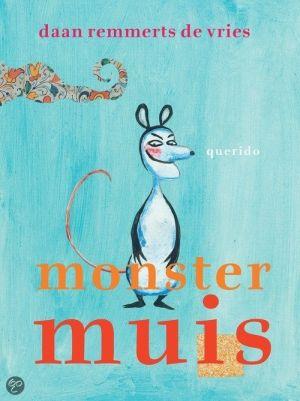 prentenboek monstermuis