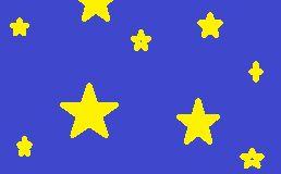 nacht sterren