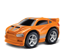 Nano Speed raceauto Pomona oranje