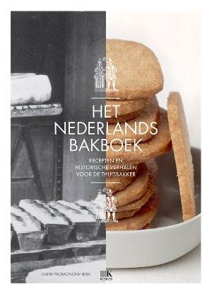 Het Nederlandse Bakboek van Uitgeverij Kosmos