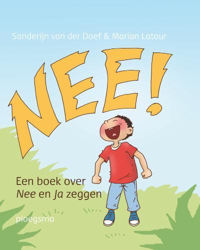een boek over nee en ja zeggen